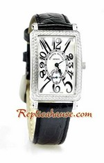 Franck Muller Long Island Swiss Watch 1