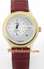 Glashuette PanoMaticDate Replica Watch - 3<font color=red>หมดชั่วคราว</font>