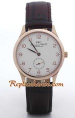 IWC Portuguese F.A Jones Replica Watch 1