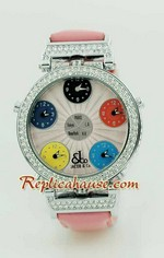 Jacob & Co Double Sided Watch 5
