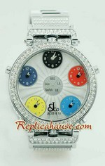 Jacob&Co Replica Watch Double Dial 7
