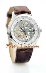 Jaeger LeCoultre Skeleton Swiss Replica Watch 1
