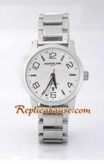 Mont Blanc Timewalker GMT Replica Watch 2