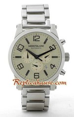 Mont Blanc Timewalker Replica Watch 2