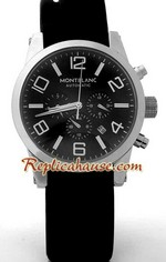 Mont Blanc Timewalker Replica Watch 4