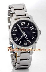 Mont Blanc Timewalker GMT Replica Watch 1