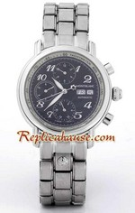 Mont Blanc Star Replica Watch 1