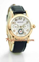 Mont Blanc Star Replica Watch 9