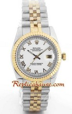 Rolex Replica Datejust two tone Watch 48