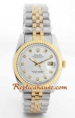 Rolex Replica Datejust two tone Watch 47
