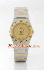 Omega Constellation Replica Watch 1