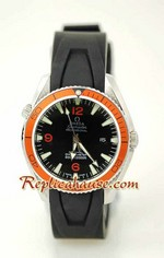 Omega - The Planet Ocean Watch - Rubber Strap 2