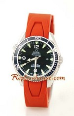 Omega - The Planet Ocean Watch - Rubber Strap 3