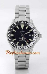Omega Seamaster GMT Watch 2