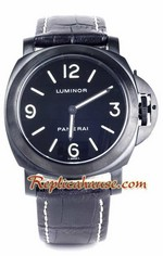 Panerai Luminor PVD Swiss Replica Watch 1