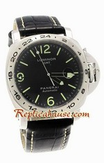 Panerai Luminor GMT Swiss Replica Watch