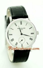 Patek Philippe Calatrava Replica Watch 4