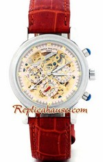 Patek Philippe Skeleton Replica Watch 1