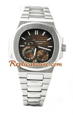 Patek Philippe Nautilus Moon 3712 Replica Watch 2