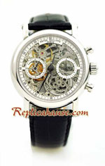 Patek Philippe Grand Complications Skeleton Watch 2