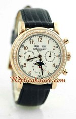 Patek Philippe Grand Complications Swiss Watch 12