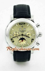 Patek Philippe Grand Complications Swiss Watch 10
