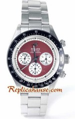 Rolex Replica Daytona Paul Newman Red Face