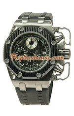 Audemars Piguet Royal Oak Offshore Survivor Chronograph Swiss Replica Watch 3