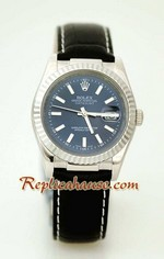 Rolex Replica Datejust Leather 7