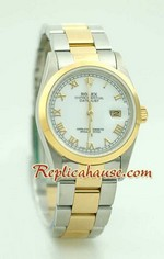 Rolex DateJust Replica Watch Oyester - 1