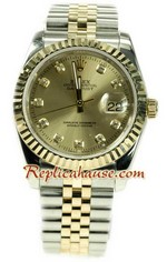 Rolex Replica Datejust 2k Swiss Watch 30