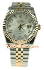 Rolex Replica Datejust Swiss Watch 33