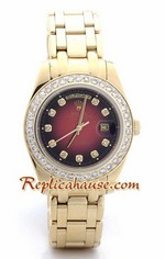 Rolex Replica Day Date Gold 9