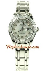 Rolex Replica Swiss Datejust Ladies Watch 34