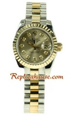 Rolex Replica Swiss Datejust Ladies Watch 48