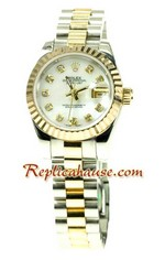Rolex Replica Swiss Datejust Ladies Watch 49