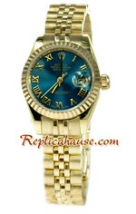 Rolex Replica Swiss Datejust Ladies Watch 59