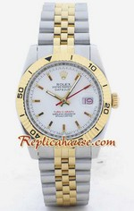 Rolex Datejust Turn O Graph Swiss Watch 1