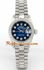 Rolex DateJust Ladies - 7
