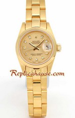 Rolex DateJust Ladies - 2