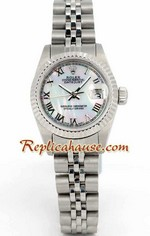 Rolex Replica Swiss Datejust Ladies Watch 2
