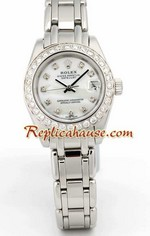 Rolex DateJust Ladies - 5