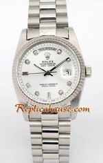Rolex Replica Day Date Mens Swiss Watch 021
