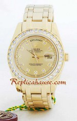 Rolex Replica Day Date Gold 5