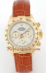 Rolex Daytona Leather - 3