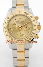 Rolex Daytona Two Tone Gold Face - 4