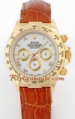 Rolex Daytona Leather - 10