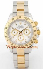 Rolex Daytona Two Tone White Face - 3