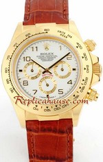 Rolex Daytona Leather - 1