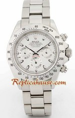 Rolex Daytona White Face - 1